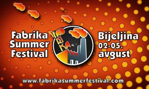 Fabrika Summer Festival 2012
