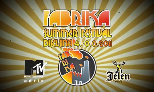 Fabrika Summer Festival 2011